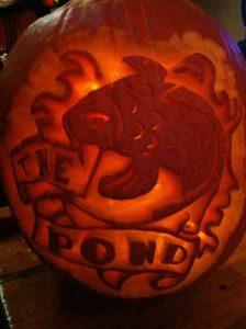The Pond Halloween